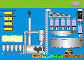 Asphalt Plant control system software in Lahore Pakistan